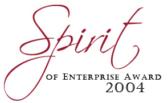 Spirit of Enterprise Award