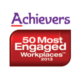 50 Most Engaged Workplaces™ Award