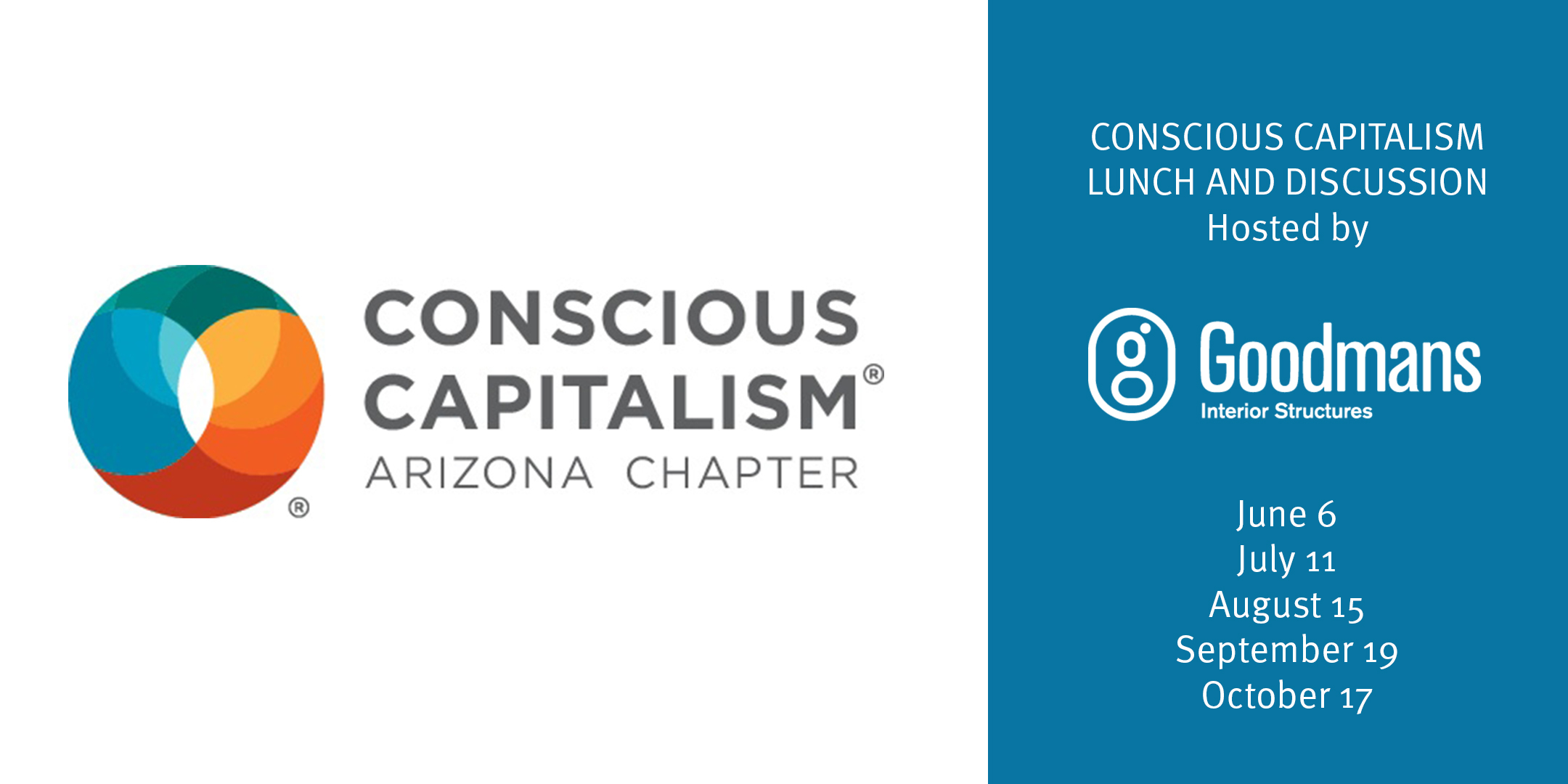 Conscious Capitalism Lunch And Discussion