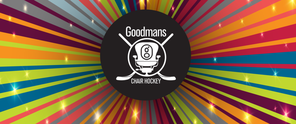 Goodmans Chair Hockey 2016 raised $10,000 for First Place AZ!