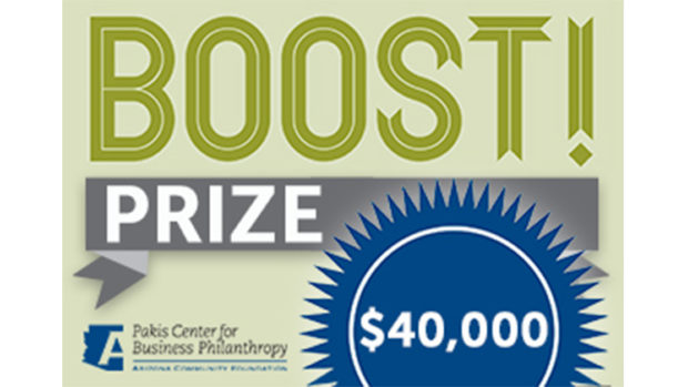 Goodmans Awarded the $40,000 BOOST! Prize for Business Philanthropy!