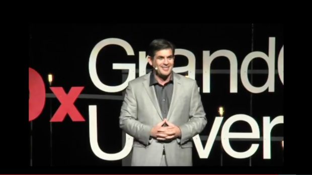 Adam Goodman at TEDx GCU!