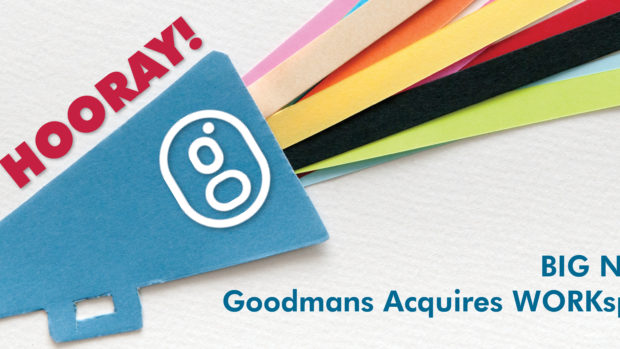BIG NEWS! Goodmans Acquires Workspaces
