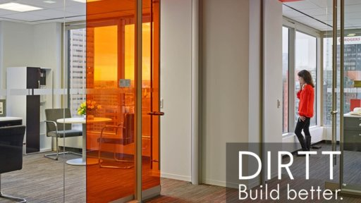 DIRTT Manufactured Interior Construction